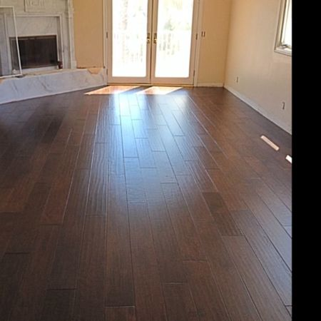 wide plank hickory hardwood flooring