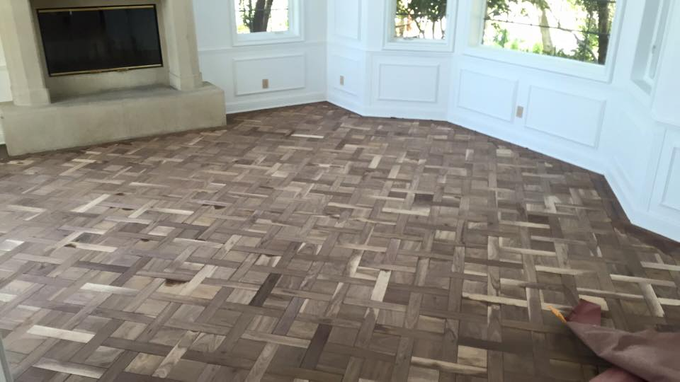 Los angeles hardwood flooring refinishing company for Flooring companies