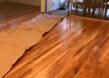 Re Sand and Re Finishing Hardwood Floors