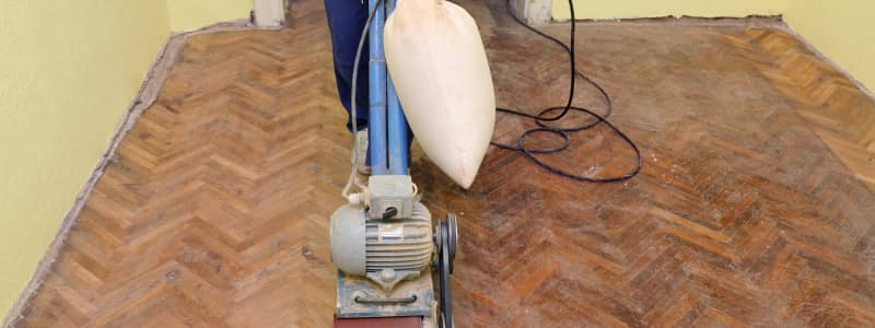How to : Hardwood Flooring Re-sand & Refinishing